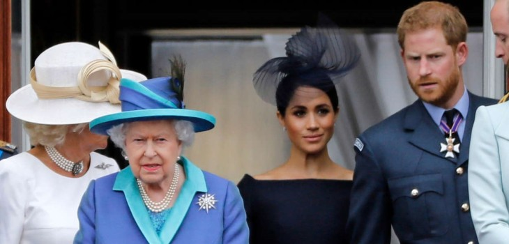 Isabel II se reencontrará con Harry y Meghan en junio: Diana es uno de los motivo de la reunión