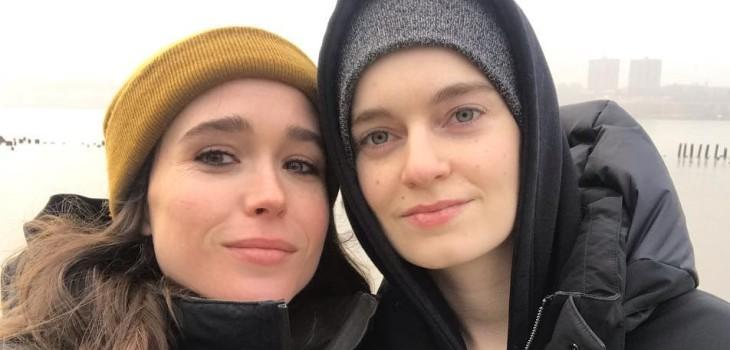 Elliot Page y Emma Portner confirman divorcio y que llevan meses separados: