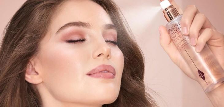 Setting Spray o fijador de maquillaje: los múltiples trucos con este popular producto de belleza