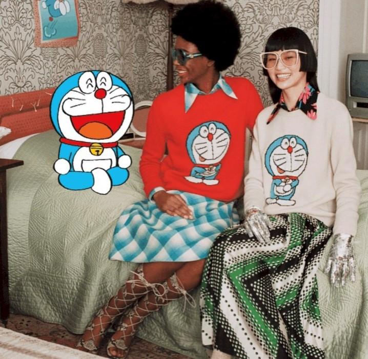 Totoro, Doraemon, Pikachu y Las chicas superpoderosas animan la moda