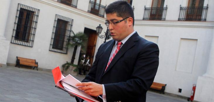 Servel declara inadmisible candidatura a constituyente de Gino Lorenzini