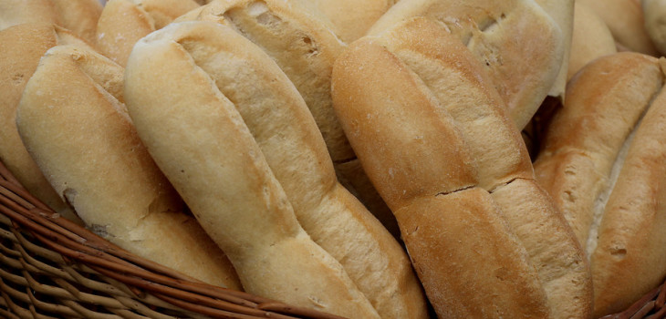 alto consumo de pan, bebidas azucaradas y dulces en hogares