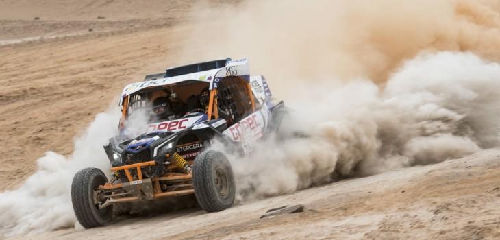 'Chaleco' López asistió a piloto accidentado en Dakar: ganó Etapa 7 pese a detenerse 45 minutos
