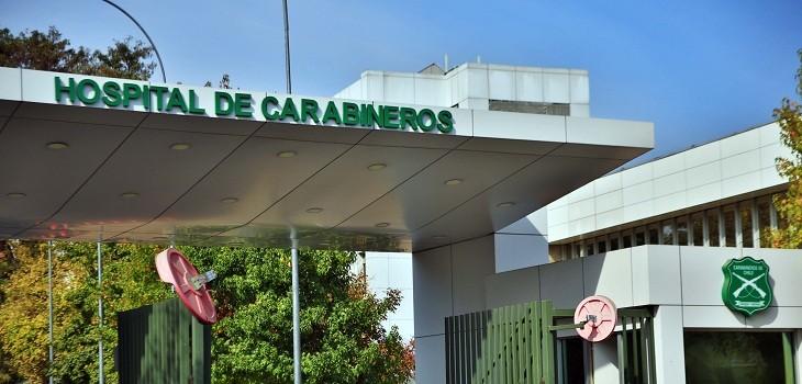 contraloría y hospital de Carabineros