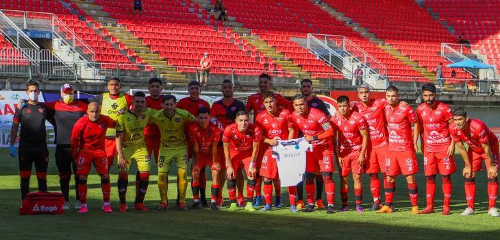 Ñublense goleó a Deportes Copiapó y se coronó campeón de la Primera B 2020: logró ascenso
