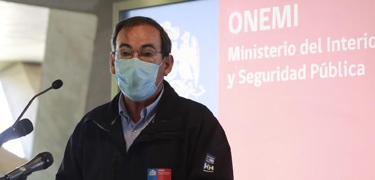 Onemi explica qué causó el error con la alarma de tsunami y anuncia prueba para corregirlo