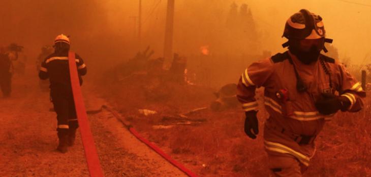 Investigación por incendio en Quilpué