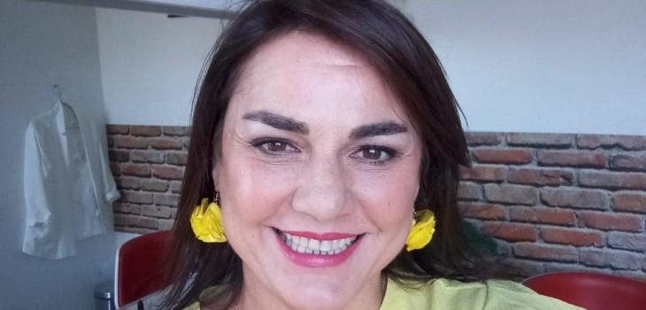 Berta Lasala ha bajado 6 kilos