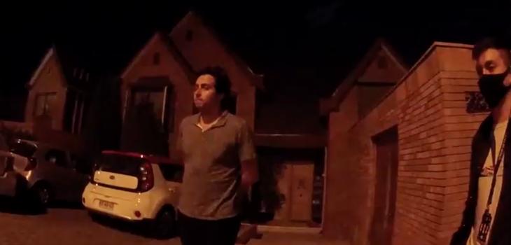 Arresto domiciliario nocturno para hermanos que realizaron fiesta clandestina en Las Condes