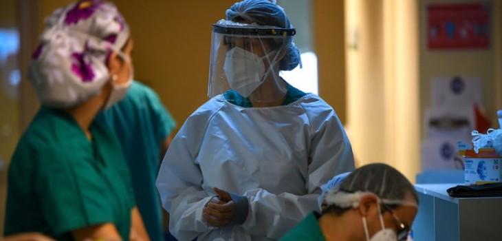 Chile registra más de 3 mil nuevos contagios por tercer día consecutivo