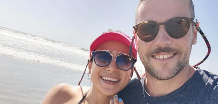 Fran Crovetto anuncia compromiso en redes sociales
