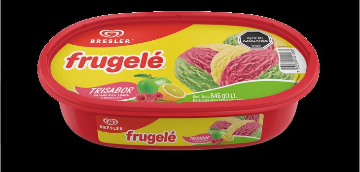 Frugelé y Frac, nuevos helados de Bresler