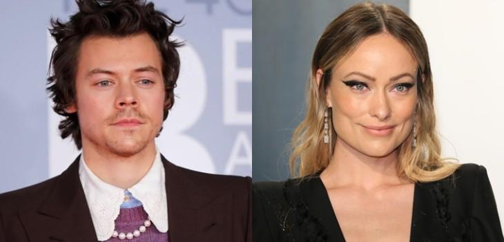 ¿Harry Styles predijo su romance con Olivia Wilde? Esta canción que escribió para 1D lo confirmaría