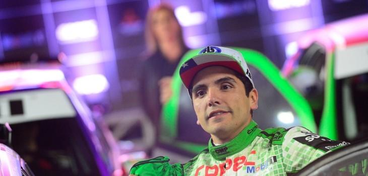 """Jorge Martínez, el """"Niño Maravilla"""" del automovilismo chileno participará en el Rally argentino"""