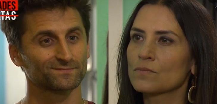 Nicolas y Eliana en Verdades Ocultas