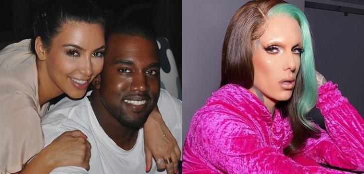 Kim Kardashian, Kanye West y Jeffree Star: cronología del falso rumor de infidelidad que se viralizó