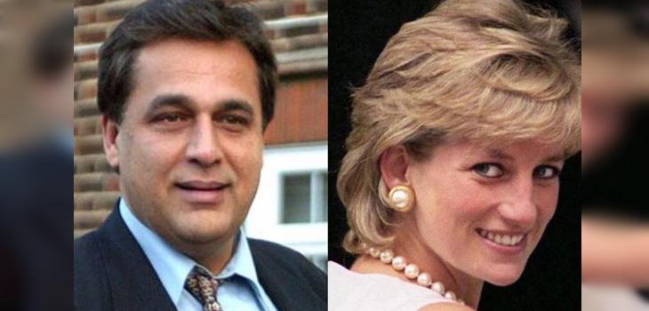 Expareja de Lady Di, Hasnat Khan, arremetió contra periodista que lideró polémica entrevista de BBC