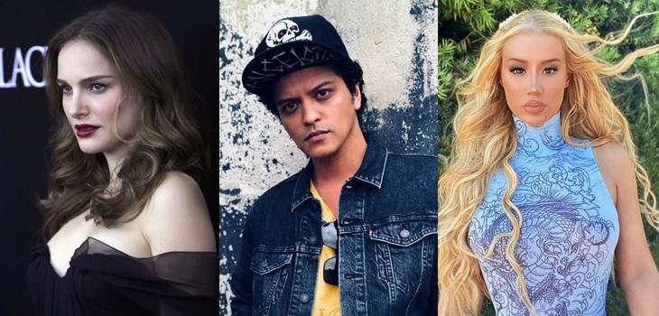 7 celebridades con nombres artísticos: no los reconocerías por los reales