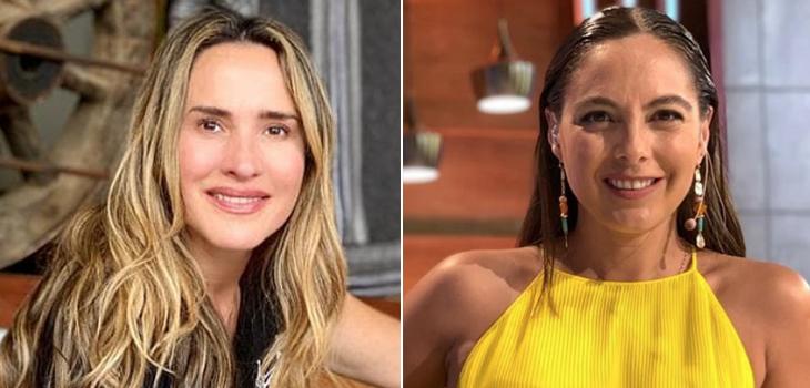 Angélica Castro reemplazará a Ángeles Araya en