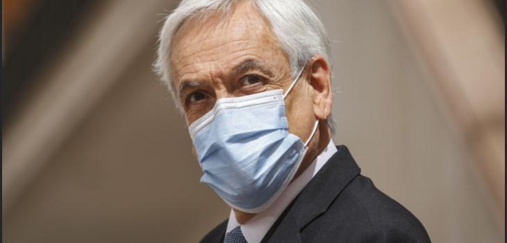 Sebastián Piñera e incidentes en EE.UU.