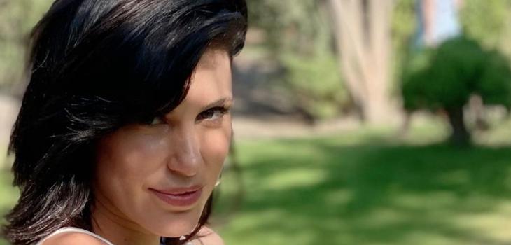 Wilma González y su drástico cambio de look
