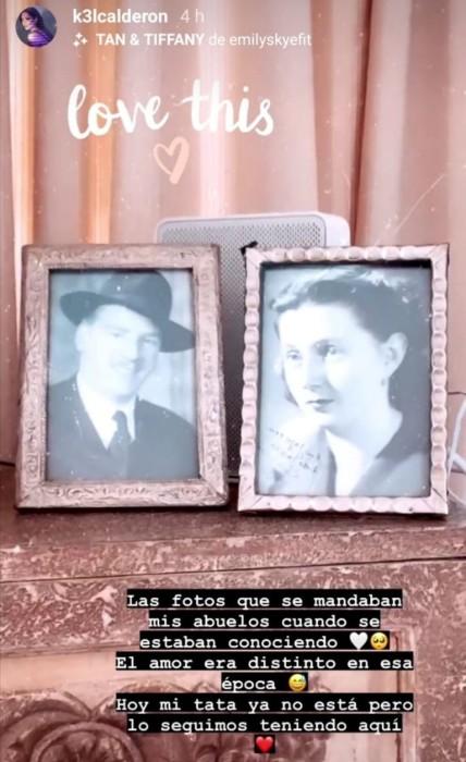 abuelos Kel Calderón
