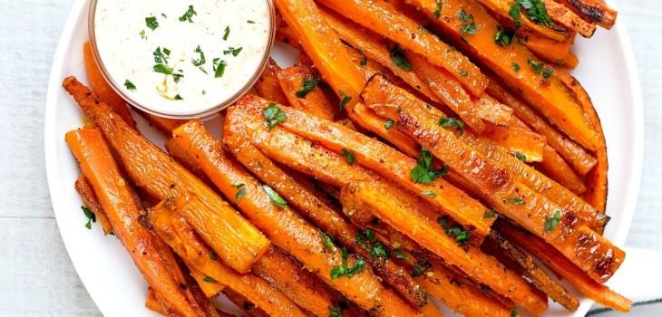 Cómo preparar palitos de zanahoria, un acampamiento saludable para tus comidas y nutritivo snack