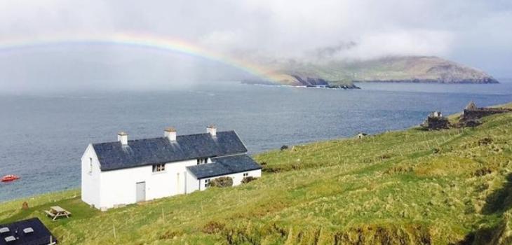 ¿Irías a una isla de Irlanda a administrar unas cabañas?
