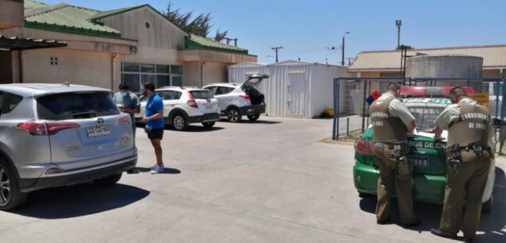 disparos desde auto en Boca Sur, Concepción