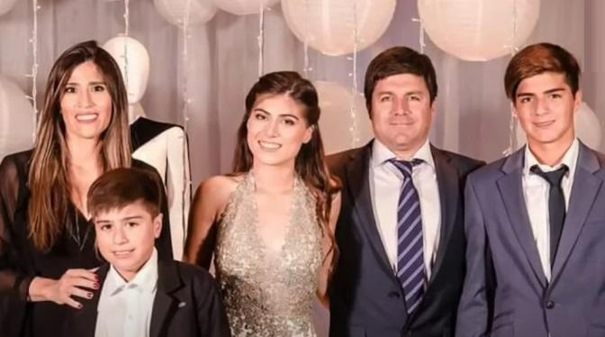 Ignacio Tejeda familia