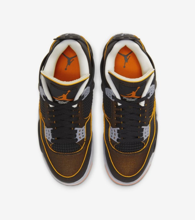 """Air Jordan 4 """"Starfish"""": los detalles de las zapatillas que causaron revuelo en mall de La Florida"""
