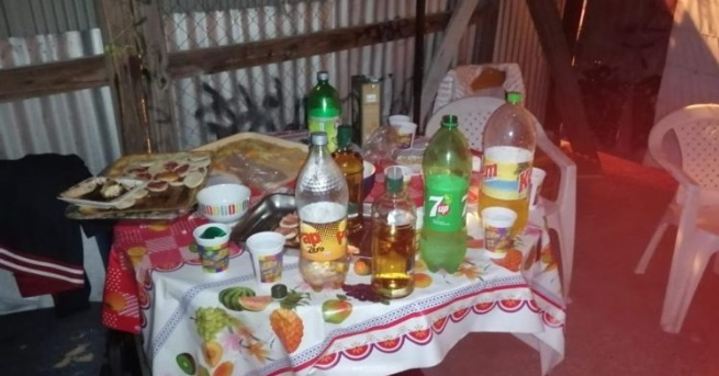 fiesta maipú