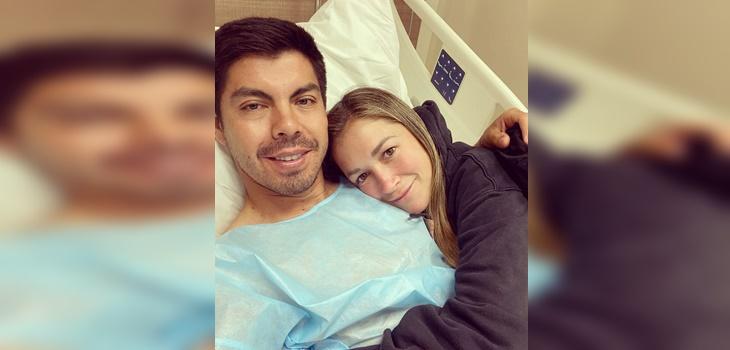 Esposa del 'Gato' Silva contó detalles de la tercera operación del volante