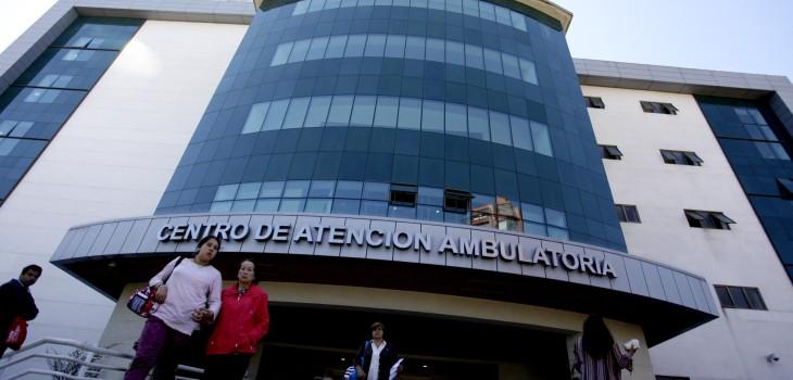 Hospital Regional de Concepción denuncia a padres que tratan a hija con aceite de cannabis