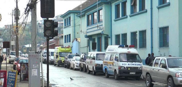 Funeraria acusa que muertos por covid-19 son entregados en sábanas viejas por el Hospital de Lota
