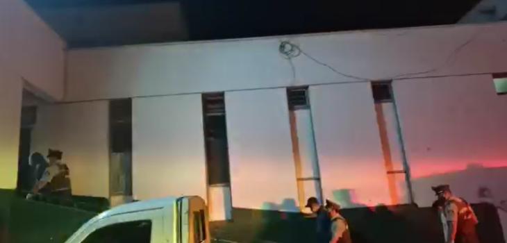 No quieren entender: fiesta de cumpleaños clandestina en Quillota terminó con 18 detenidos