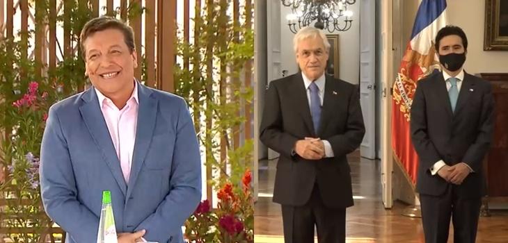 la broma de JC Rodríguez tras el cambio de Gabinete por renuncia de Briones