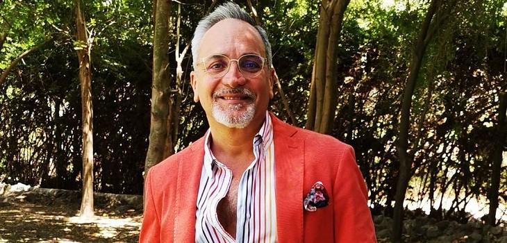 Luis Jara reveló encuentro con famoso actor de Hollywood
