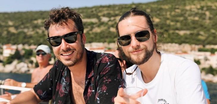 Jean-Philippe Cretton y Nicolás Oyarzún