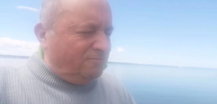 El desahogo de Pato Oñate al revelar cáncer de su esposa