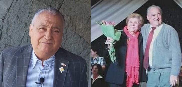 Alcalde de Pucón tras muerte de su esposa por COVID-19: