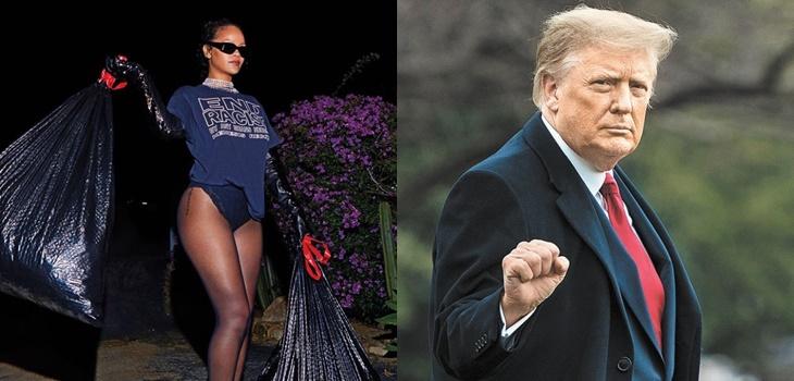 así reaccionaron las famosas tras el fin del Gobierno de Trump