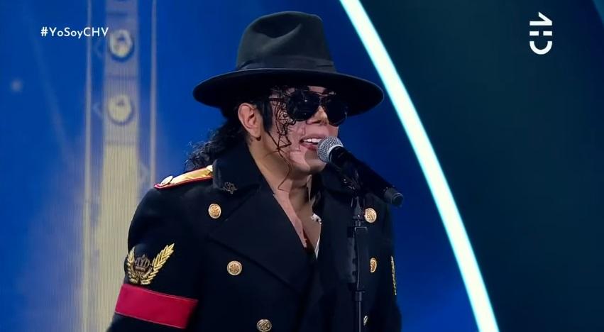 Doble Michael Jackson
