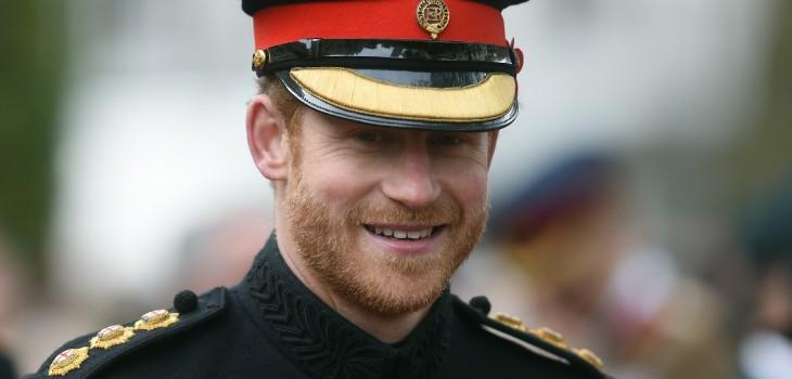 Príncipe Harry dará la
