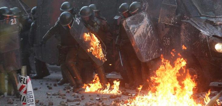 querellas criminales por molotovs