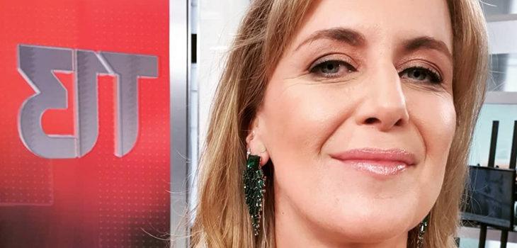 Carolina Urrejola vuelve a los noticiarios