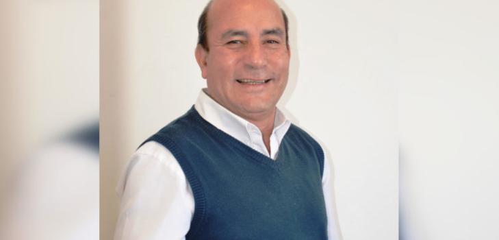 Concejal Iván Roca
