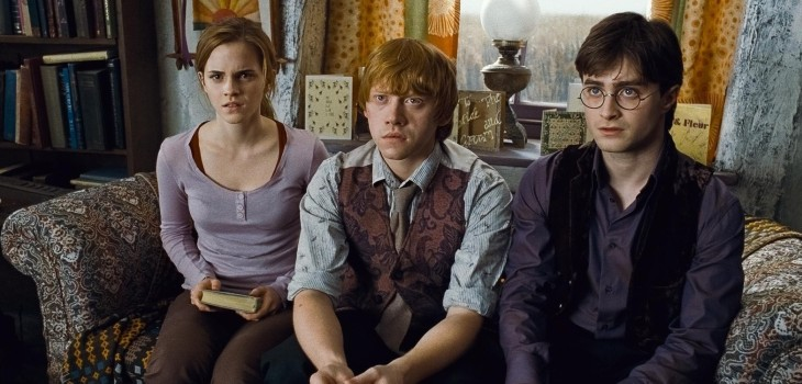 Rupert Grint y posible serie de Harry Potter:
