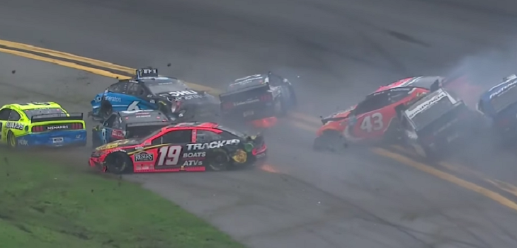 Captura | Canal YouTube NASCAR