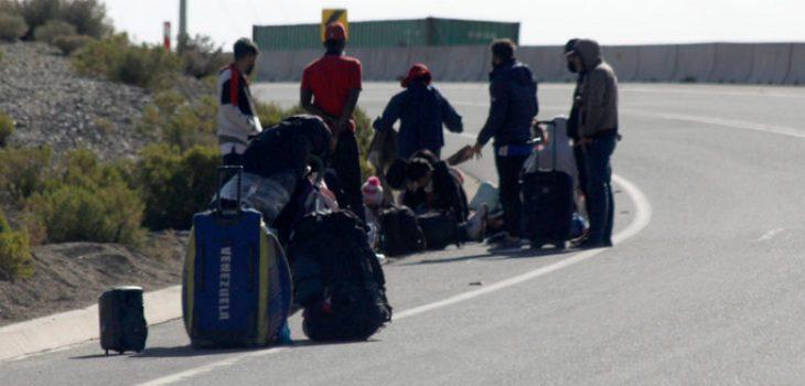 trafico migrantes